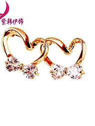amor pendientes mariposa e546