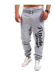 MEN - Pantaloni - Bodycon Misto cotone