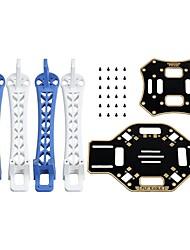 le kit cadre de quadcopter geeetech de