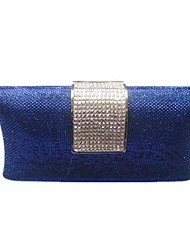 Ladies Stylish Fashion Bag Clutch Crystal Evening