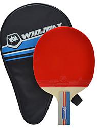 winMAX durable 2 estrellas mango corto de tenis de mesa de pádel