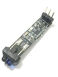 tcrt5000 módulo sensor fotoelétrico