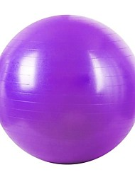Yoga Ball 19.5 Inch For Diamter  Including Free Pump Inflatable Tube Extracting Gas Tap