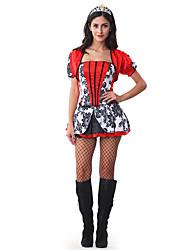 Costumes - Déguisements de princesse - Féminin - Halloween - Manteau/Robe/Casque