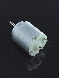 Round DC Toy Motor DIY Small Production Motor 3V ~ 6V