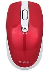 exco usb 2.4ghz computadora ratón óptico inalámbrico