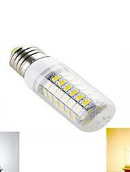 5W E26/E27 LED лампы типа Корн T 69 SMD 5730 450 lm Тёплый белый Холодный белый AC 220-240 V 1 шт.