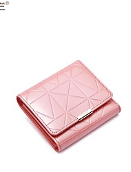 Women Formal/Sports/Casual/Event/Party PU/Patent Leather/Other Leather Type Button Wallets