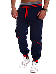 Men's Occasion Pattern Pant Style Pants