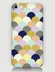 iphone 7 mais pontos padrão de volta caso para iphone 6s 6 mais