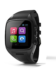 X01 Wearable Android Watch Phone, 2.0MP/Wifi/GPS Hands-free calls/Media Control/Pedometer