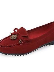 DONNE - Sneakers alla moda - Comfort/Punta tonda - Tacco basso Tela - Blu/Beige