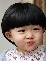 Peruca - de Sintético Liso Crianças