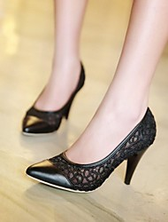 Women's Shoes Stiletto Heel Pointed Toe Pumps Dress Shoes