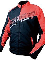 Scoyco Motorcycle Multifunctional Jacket (Red Blue Yellow)