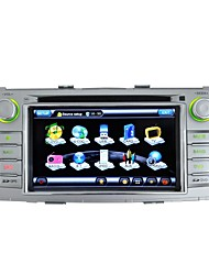 Autoradio de 6,2 pouces pour Toyota Hilux 2012 + avec WinCE 6.0 nav | Bluetooth A2DP | rds radio | dvd | ipod