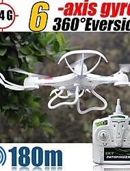 feilun fx085 RC беспилотный 2.4G 4CH 6 ось радиоуправления quadcopter с обезглавленной режиме один ключ возврата& 360 рулон