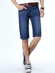 Men's Casual Pure Shorts Pants 6168