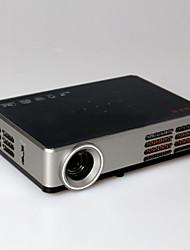 HTP® 1280X800 Smart 3D Mini Pocket DLP Projector Series with HDMI/PC-RGB/Av/Usb/Audio Out /Micro- SD/Micro-USB (DLP-600B)