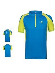 Homme Hauts/Tops / T-shirtCamping & Randonnée / Pêche / Escalade / Fitness / Courses / Sport de détente / Badminton / Basket-ball / Plage