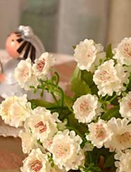 ensemble de 3 mini marguerites de couleur blanche