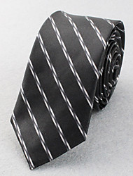 SKTEJOAN® Men's Korean Business Occupation Striped Narrow Ties(Width:5CM)