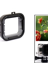 PANNOVO 4 Lines Lens Protector Night view Photograph Ring Filter Lens for Gopro Hero 3+ / 4