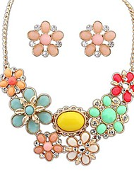 Women Vintage/Party/Casual Alloy Necklaces/Earrings Sets