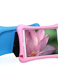 красочные дети мягкий TPU силиконовый чехол шок TPU крышка подставка для Ipad воздуха 2 / Ipad 6