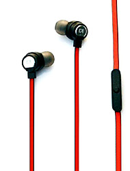 Auricolari - Mela In-Ear - Microfono/MP3/Portatile/Auricolari - Con fili