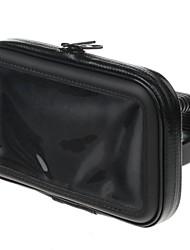 rotação suporte Scooter m08 360 'com couro pu saco impermeável para Samsung N7100 / i9200 (preto)