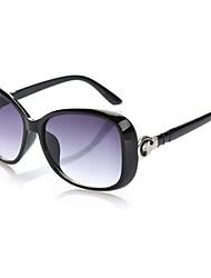 Óculos oversized 100% UV400 das mulheres