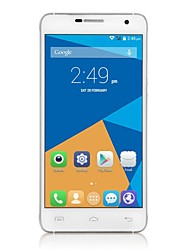 "doogee hueso hierro dg750 4.7 ""IPS del androide 4.4.2 teléfono inteligente 3G (OTG, ota, 8gb rom, cámara dual, bt4.0, sintiendo gesto)"