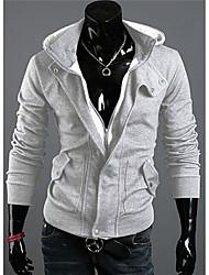 diyici мужские случайные капюшоном пальто
