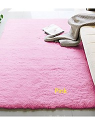 Casual Silk 160cm*200cm  Bedside Rug TV Carpet Sofa Table Carpet Bath Rugs