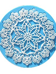 Russian Style Flower Instant Lace Mold Cake Mold Silicone Baking Tools Kitchen Accessories Decorations For Cakes Fondant