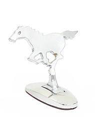 Universal 3D коня на скаку алюминиевые трехмерный логотип автомобиля наклейки наружная отделка эмблема