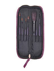 Misu Fashion 7 Pieces Makeup Tools Brushes