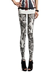 Women Others Medium Print Legging