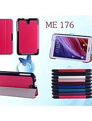 """ASUS bloc-notes 7 me176cx cas de la tablette cas avec cas stand / corps entier """"7 pour asus couleurs solides (couleurs assorties)"""