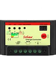 y-solar 20a controlador de carga solar 12v 24v auto 20i-st