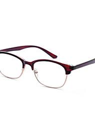[lentes livres] pc wayfarer full-jante óculos de grau retro