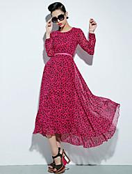 Sagetech®Women's Elegent Thin Full Length Maxi Dress