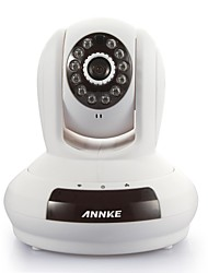 ANNKE® SP1 Wireless 720P HD WiFi Pan/Tilt Cloud IP Camera 12 IR Leds Easy Setup APP Smooth Control