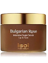 isoi Болгарская роза интенсивной сахарный скраб для губ и лица 60г [корейский импорт]