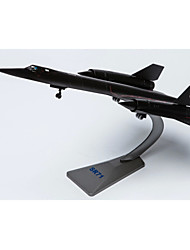 US SR-71 Blackbird Reconnaissance Aircraft Model 1:72