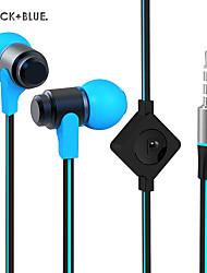 Ecouteurs ( Tout-en-un/Microphone/MP3/Résonance/Portable/Ecouteurs/Réduction de bruit ) Cablé - Pomme Dans l'oreille
