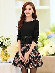 robe de mode mis en plus la taille douce des femmes (manteaux&jupes)
