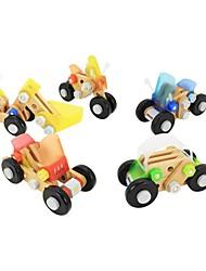 BENHO Imaginative Cars Baby Wooden Toy
