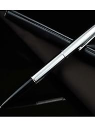 0,5 millimetri argento Scuola di alta qualità classico bella scrittura penna stilografica